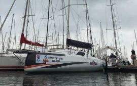 Tolga Pamir'in Challenge 4 Seas Turu başlıyor