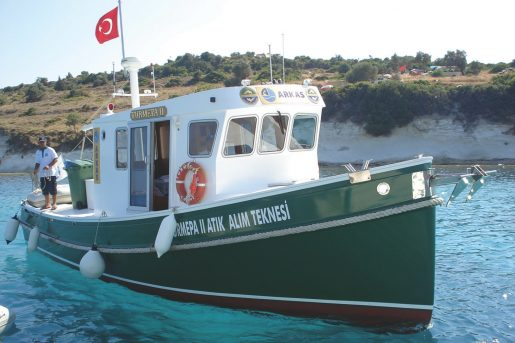 TURMEPA tekneleri