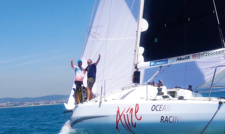 Okyanusta iki Türk