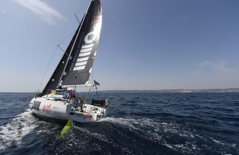 Alize Ocean Racing, Transquadra'da