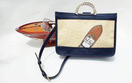 Tekne tasarımından çantaya