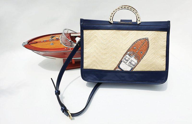 Commodores vintage çantalar