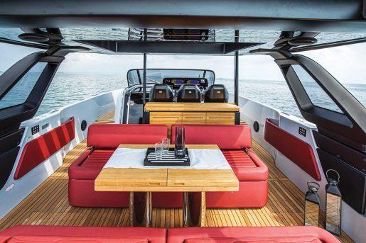 Cranchi A46 Luxury Tender - Havuzluk