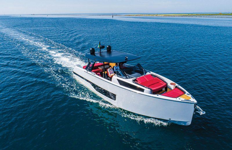 Cranchi A46 Luxury Tender - Seyir