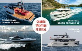 Dünyanın beklediği fuar: Cannes Yachting Festival