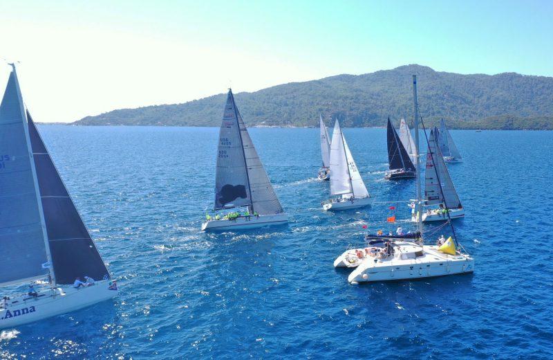 Loryma Cup yat yarışları başlıyor