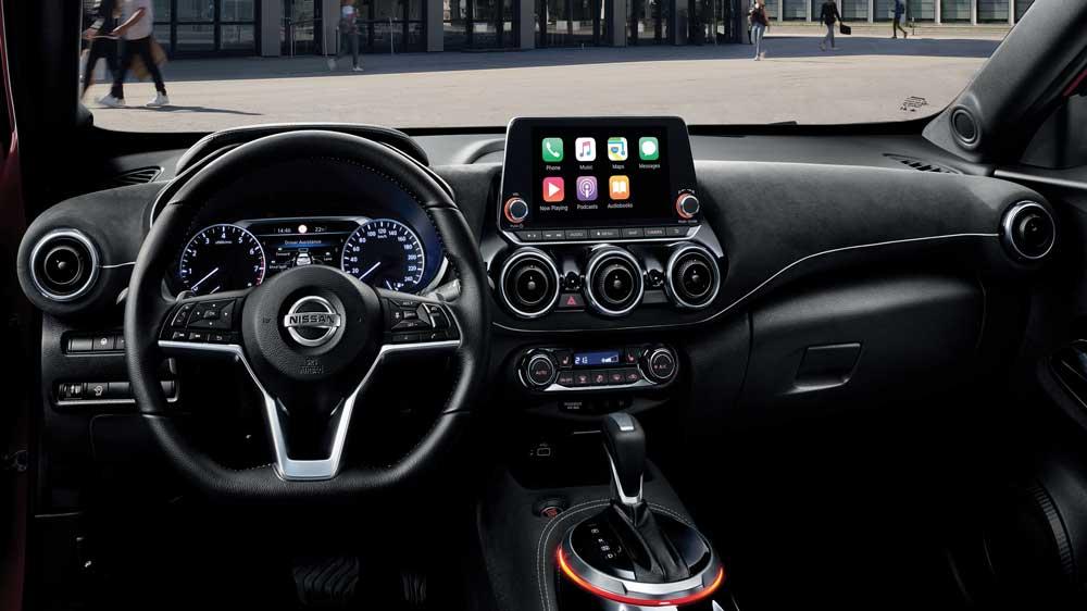Nissan Juke iç mekan