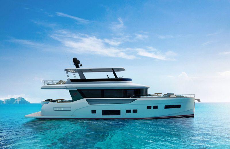 Sirena Yachts 68
