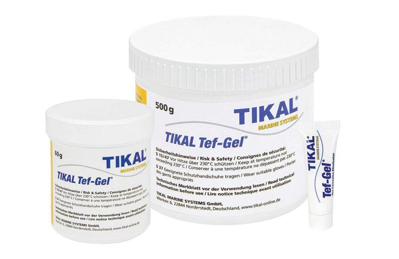 Teknenizi Tikal Tef-Gel ile koruyun