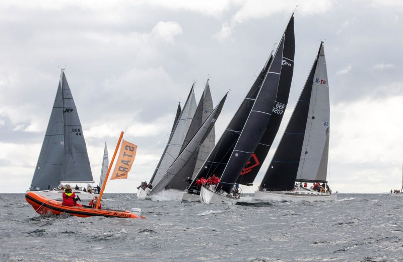 X-Yachts Gold Cup