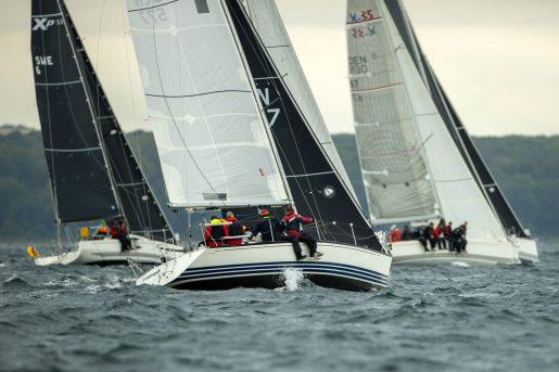 X-Yachts Gold Cup - Yarışlar