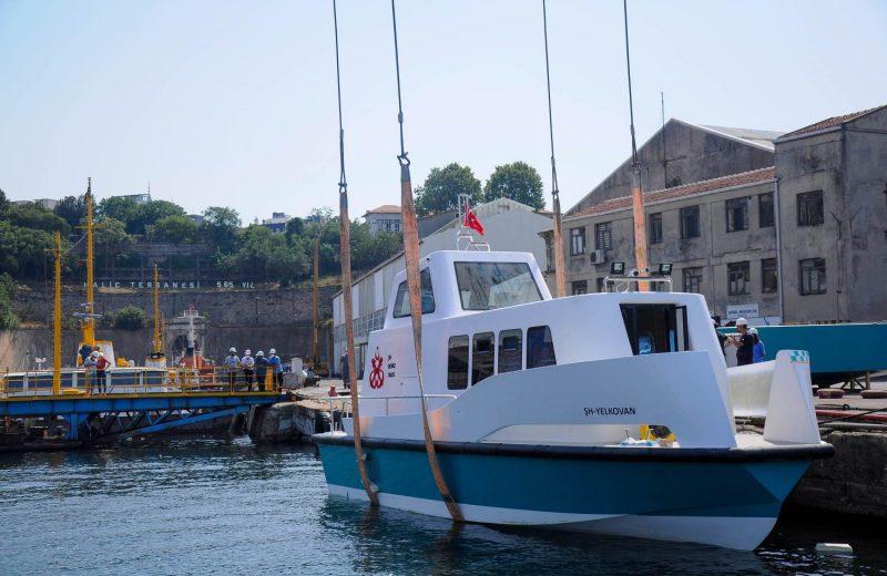 Deniz Taksiler hizmete başlıyor