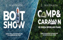Marmara Boat Show'a geri sayım