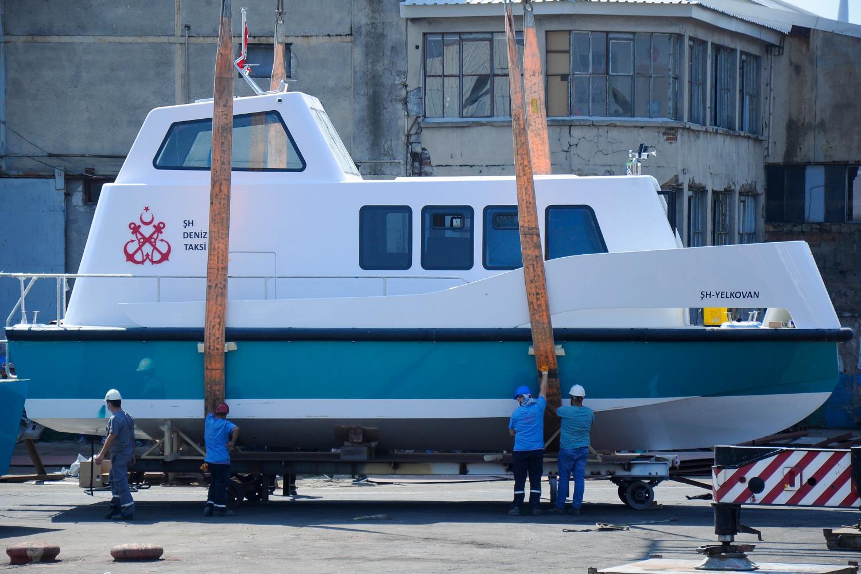 Deniz Taksiler bu ay sonunda hizmete başlıyor.