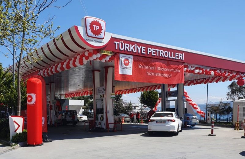 Türkiye Petrolleri deniz yakıtları alanında