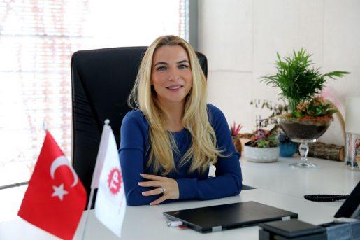 Türkiye Petrolleri Genel Müdürü Fidan Bayındır Yıldız