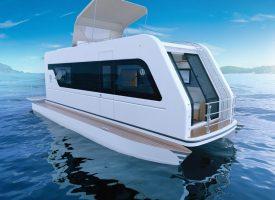 Yüzen Karavan Marmara Boat Show'da