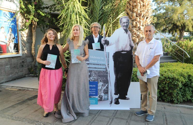 Akdeniz'in Ebedi Genci Halikarnas Balıkçısı kitabı çıktı