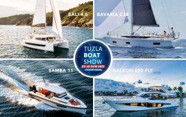 Yılın son deniz fuarı: Boat Show Tuzla