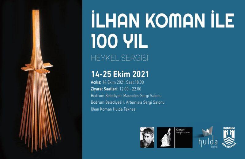 İlhan Kolman ile 100 yıl sergisi