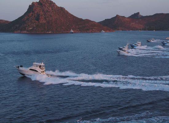 MOST Bodrum sportif balıkçıları bir araya getirdi.