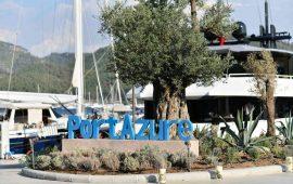 Megayat marinası Port Azure Göcek'te açıldı