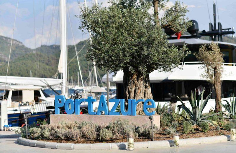 Mega yat marinası Port Azure açıldı
